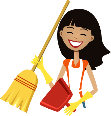 Make House Cleaning Easy Using These 4 Steps Maid Parade