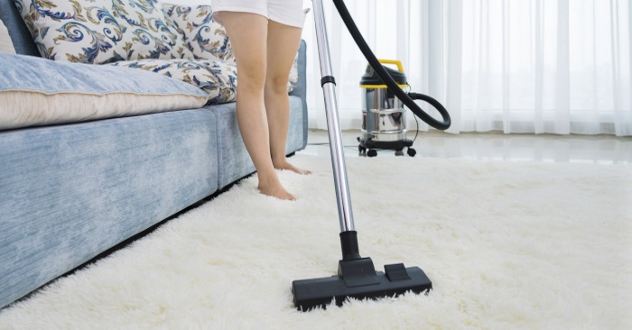How Often Should My Carpets Be Vacuumed House Cleaners Vacuuming